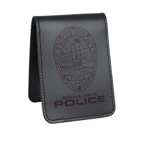 Chula Vista Police Notebook Cover