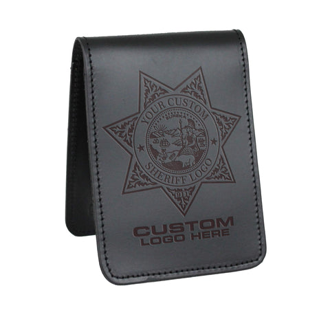 Custom Logo Notebook Cover-911 Duty Gear USA-911 Duty Gear USA