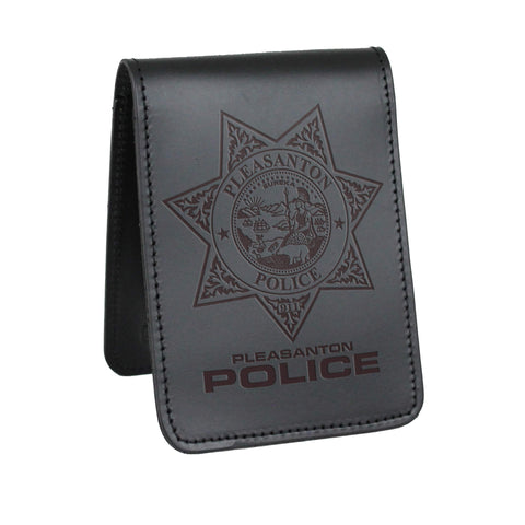 Pleasanton Police Notebook Cover