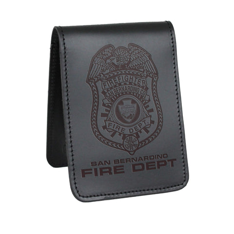 San Bernardino County Fire Department Notebook Cover
