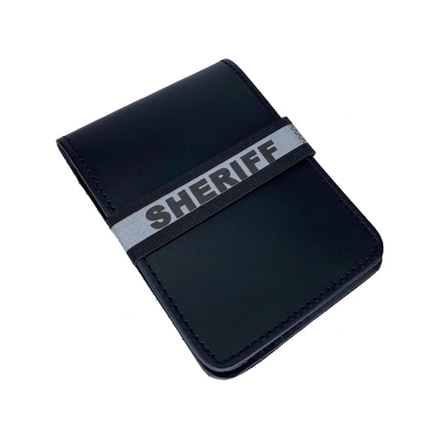 Sheriff Reflective 3M Notebook ID Band-911 Duty Gear USA-911 Duty Gear USA