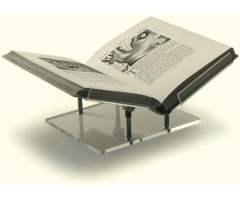 Horizontal Butterfly Bookmount