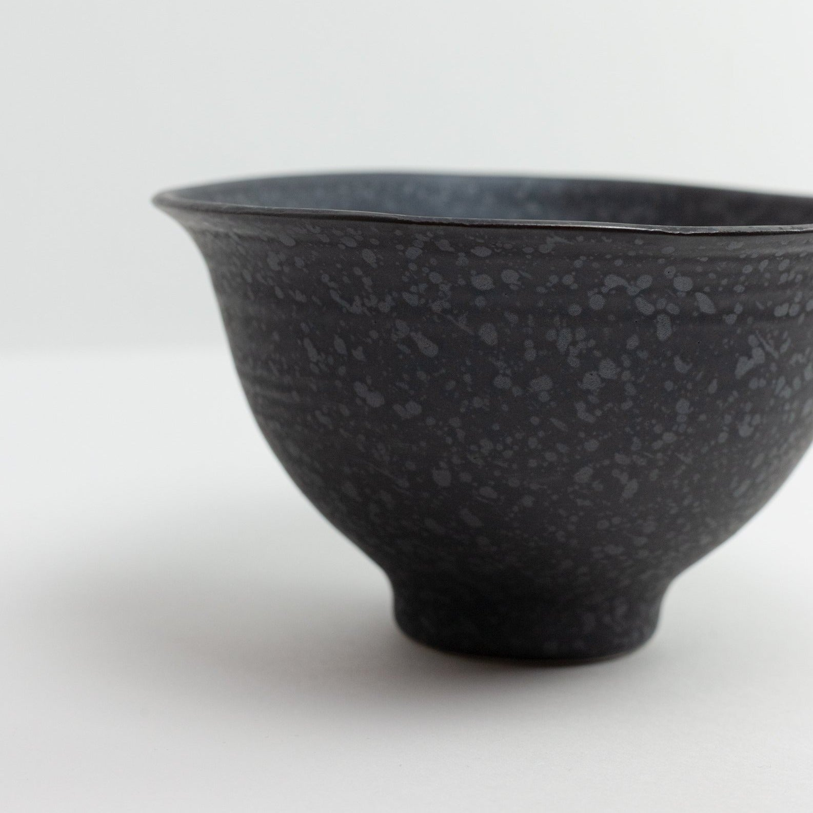 Dark Porcelain Bowl