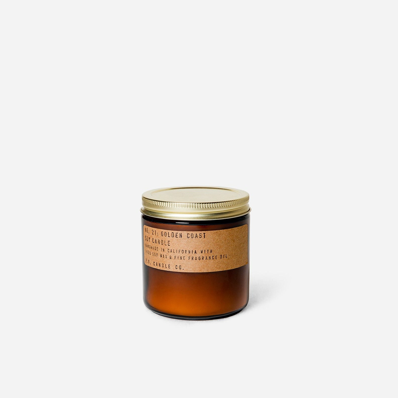 P.F Soy Candle