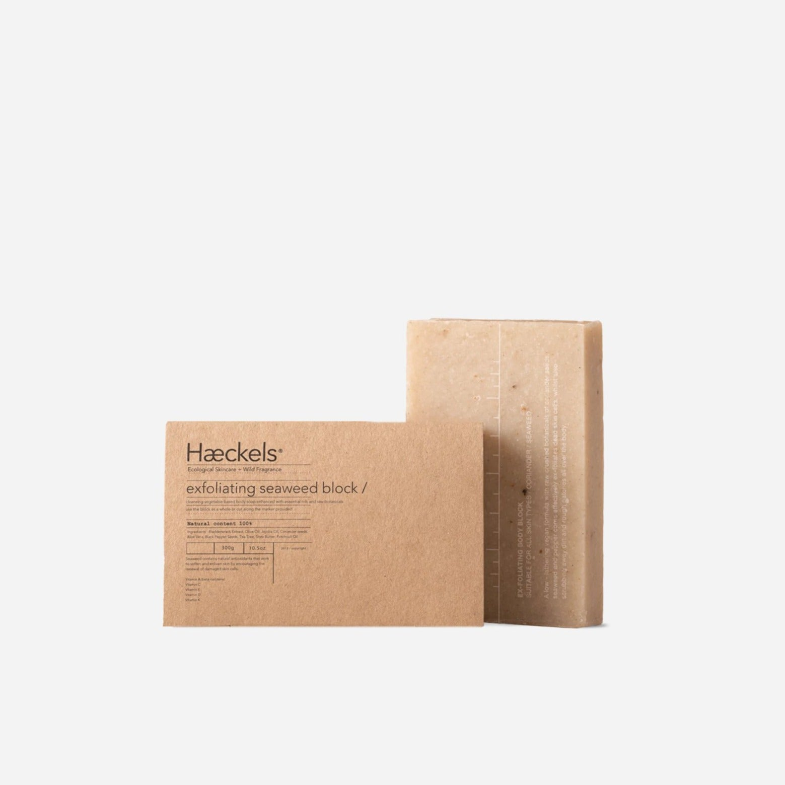 Haeckels Wash Block
