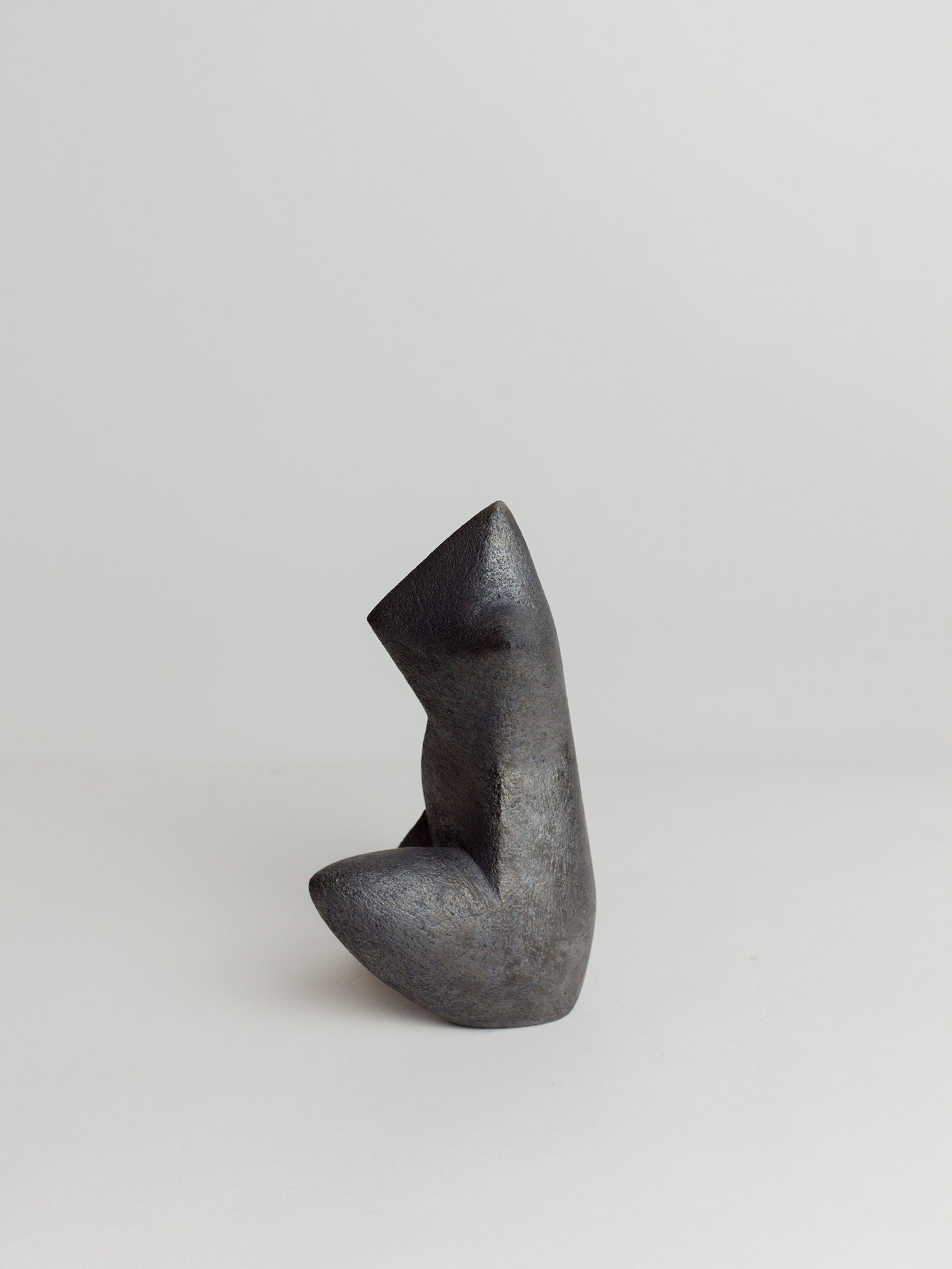 Kneeling Woman Sculpture