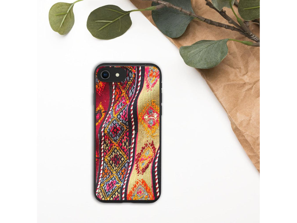 Patterned iPhone Case