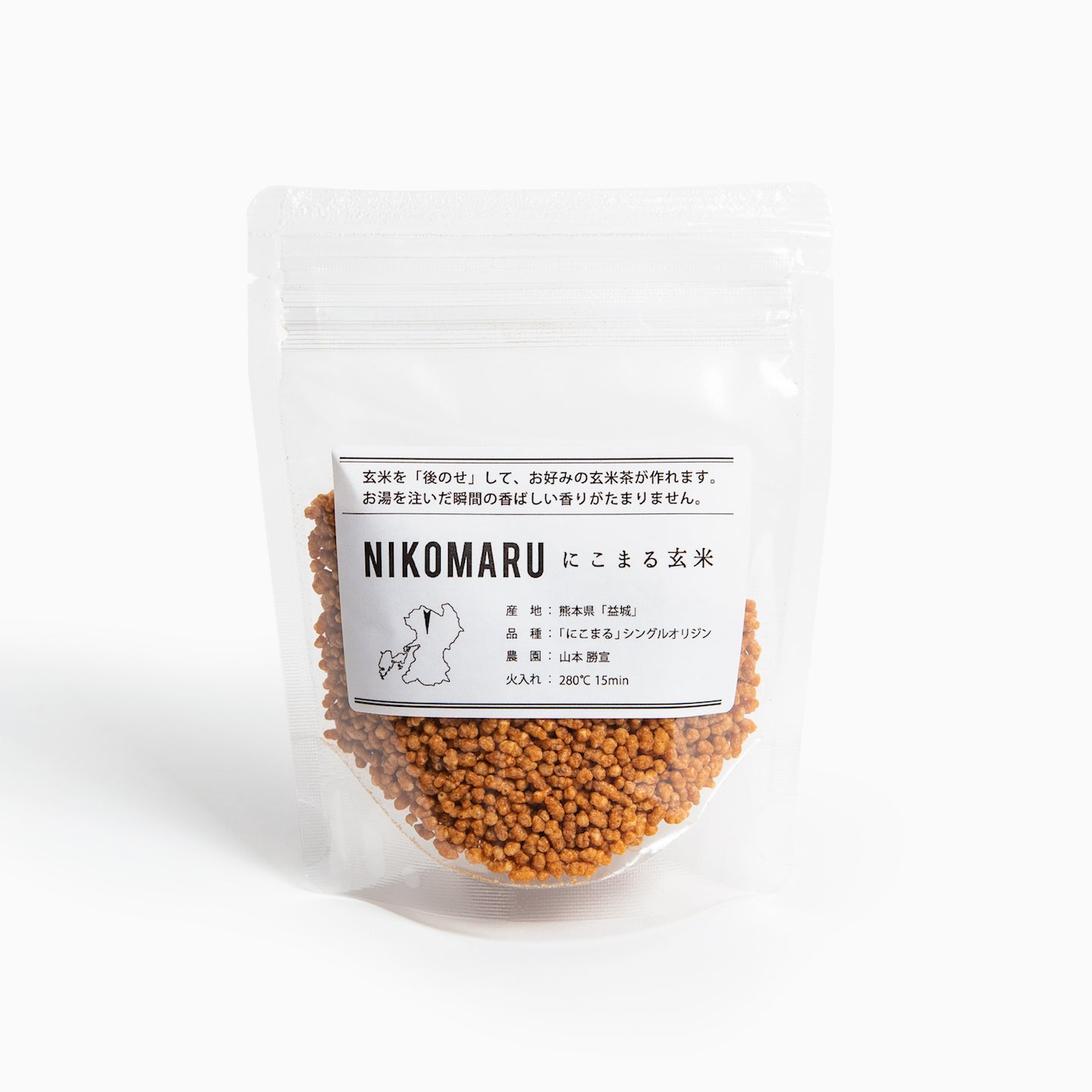 NIKOMARU Genmai(brown rice)