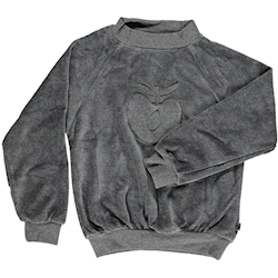 Småfolk Velour Sweatshirt