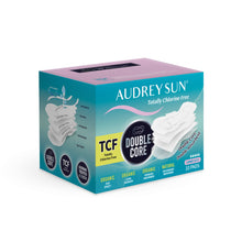 Load image into Gallery viewer, TCF Double Core Sanitary Pads x4 - Audrey Sun