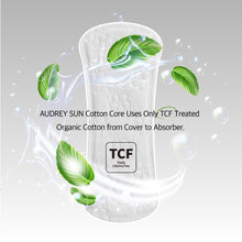 Load image into Gallery viewer, TCF Cotton Core Pantyliner Sanitary Pads 26P - Audrey Sun
