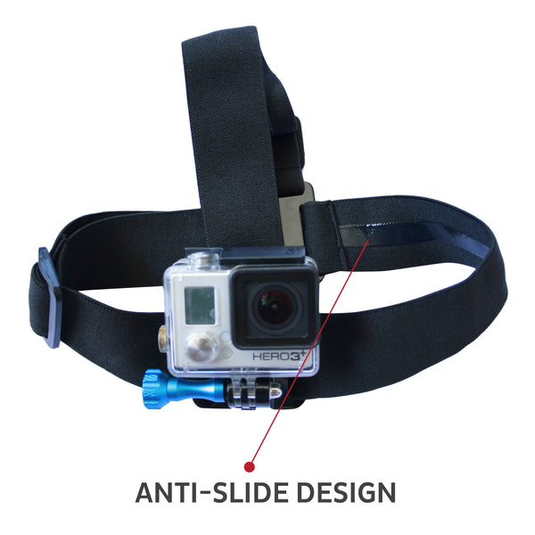 Head Strap Mount for GoPro Cameras