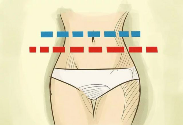 lower waist; natural waist; how to lose 10 pounds in 1 months; waist; wiki how.