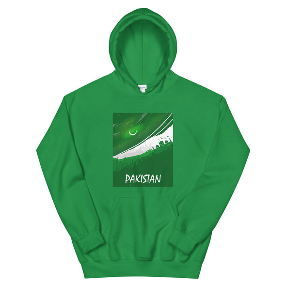 Pakistan 1 / Men's Heavy Blend Hoodie / Colors (K131MH)