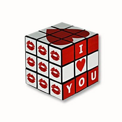 I Love You - Magic Cube - funtoys.dk