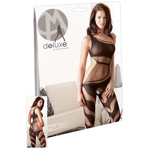 Mandy Mystery Seamless Net Catsuit Deluxe - funtoys.dk