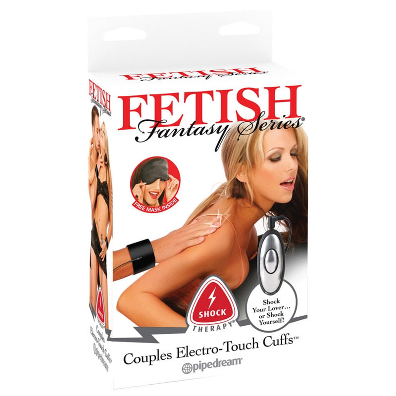 Shock Therapy Touch Cuffs - funtoys.dk