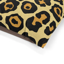 Load image into Gallery viewer, Leopard Custom Pet Bed