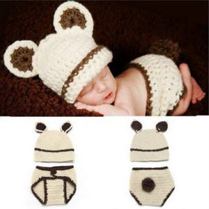 Newborn Crochet Photography Props -41 Different Styles-