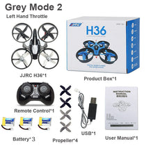 Load image into Gallery viewer, Mini Drone 2.4G 4CH 6-Axis Speed