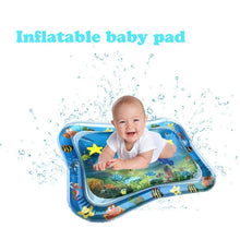 Load image into Gallery viewer, Summer inflatable water mat for babies Safety Cushion Ice Mat Early Education Toys Play