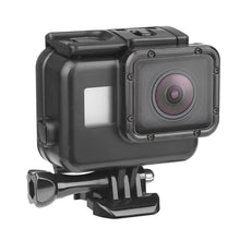 Load image into Gallery viewer, SHOOT 45m Underwater Waterproof Case for GoPro Hero 7 6 5 Black Diving Protective Cover Housing Mountable