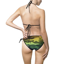 Load image into Gallery viewer, Camouflage Ombre Bikini Swimsuit