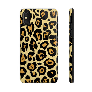 Leopard Case Mate Tough Phone Case