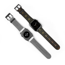 Load image into Gallery viewer, Geometric Apple Watch Band- Tessellation Stars Sacred Geometry Design