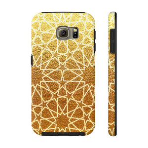 Tessellation Stars Sacred Geometry Case Mate Tough Phone Case