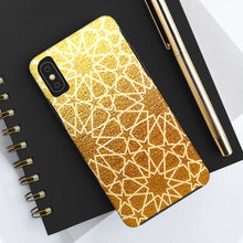 Load image into Gallery viewer, Tessellation Stars Sacred Geometry Case Mate Tough Phone Case