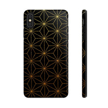 Load image into Gallery viewer, Infinity Star Sacred Geometry Case Mate Tough Phone Case