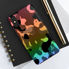 Load image into Gallery viewer, Rainbow Camouflage Case Mate Tough Phone Cases