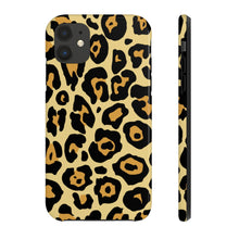 Load image into Gallery viewer, Leopard Case Mate Tough Phone Case