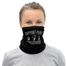 Load image into Gallery viewer, Plant Parenthood | Support Plant Parenthood, Plant Shirt, Garden Shirt, Succulent Neck Gaiter, Face Mask