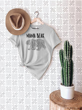 Load image into Gallery viewer, Mama Bear Shirt, Mom Shirt, Mother's Day Gift, Shirt for Mom, Momma Bear Shirts, Pregnancy Announcement Shirt, Baby Shower Gifts