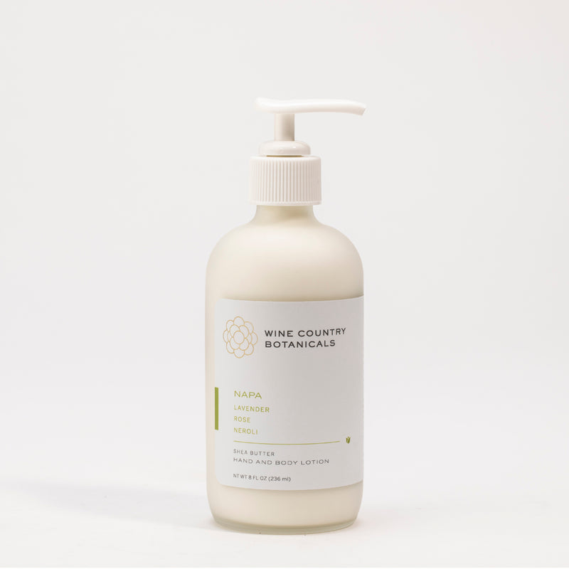 Glass Hand and Body Lotion