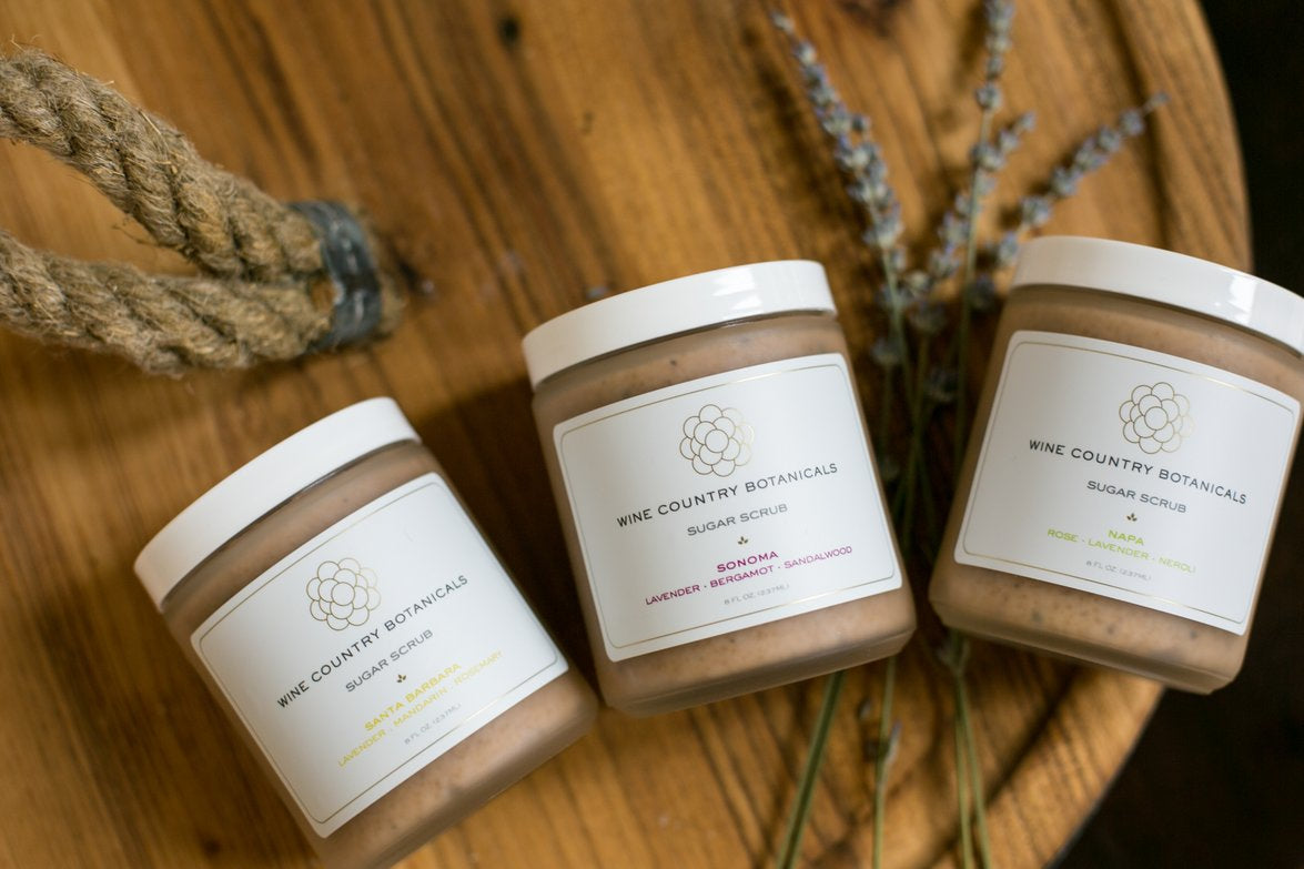 Wine Country Botanicals Signature Collection