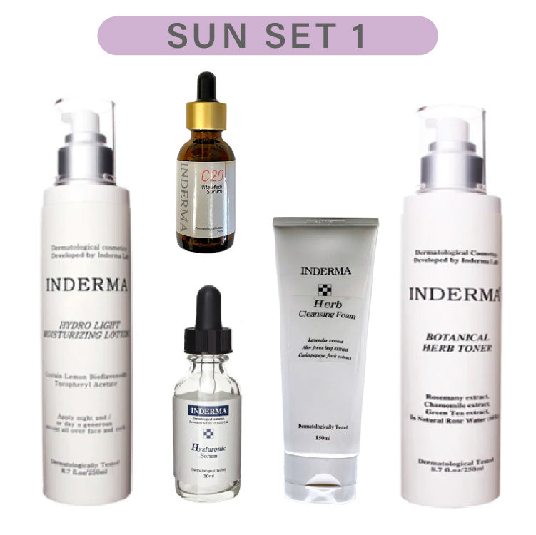 Sun Damaged (Pigmentation) Set - 1