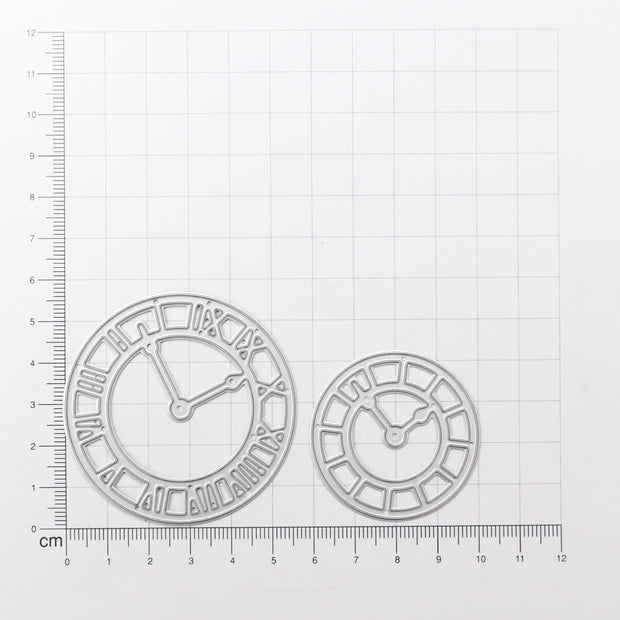 Thincut Dies - Timekeeper, 2pc