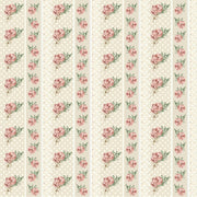 "Shabby Chic Bouquet Collection - Printed Cardstock Pack 6""X6"", 12 Sheets"