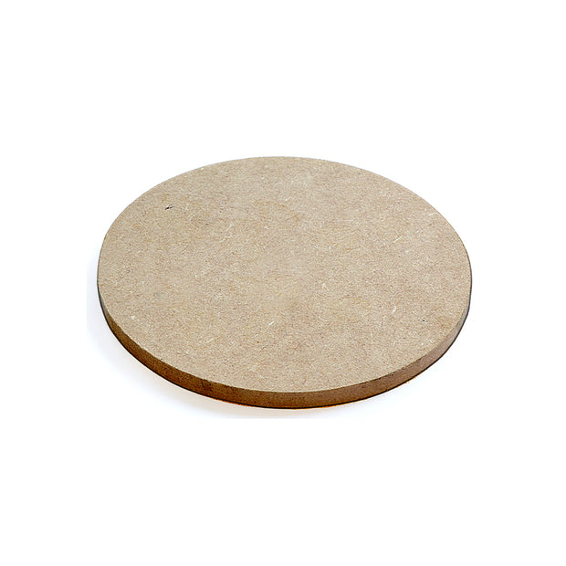 MDF Wood Coaster 5mm Thickness - Round 4""