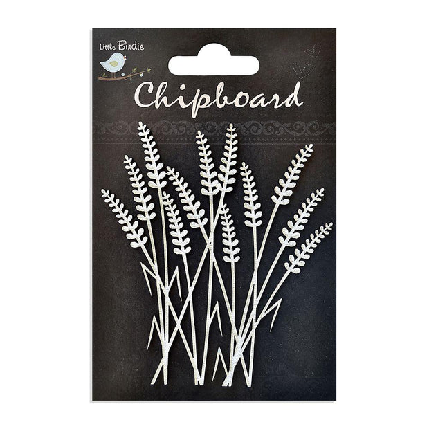 Primed Chipboard - Grass, 1pc