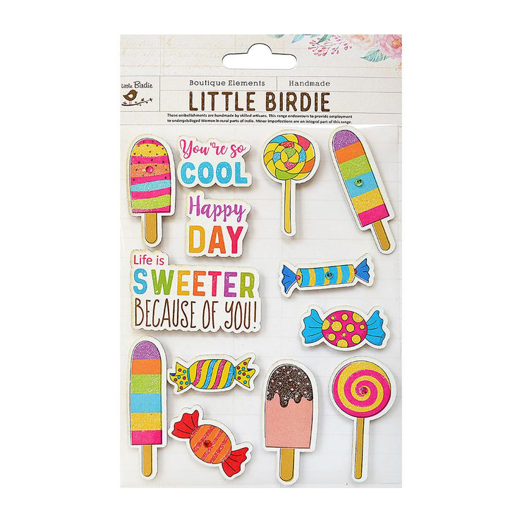 Sweet Treats 13Pc