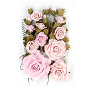 Rosalind Pearl Pink 21Pc