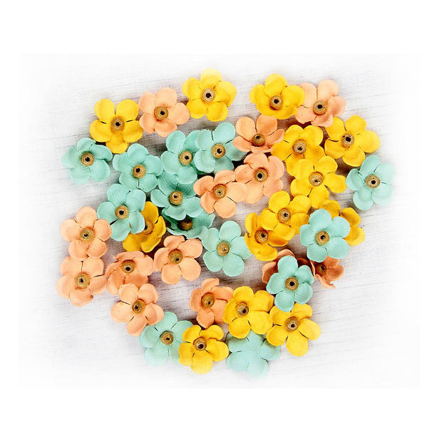 Beaded Blooms Pastel Palette 50Pc