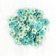 Beaded Blooms Arctic Ice 50Pc