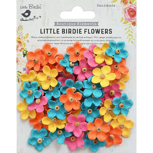Beaded Blooms Vivid Palette 50pcs