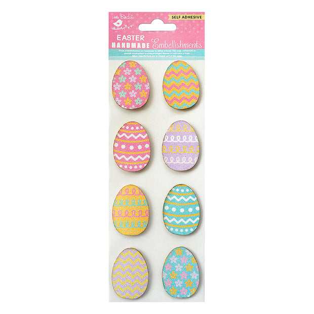 Colourful Easter 8pc