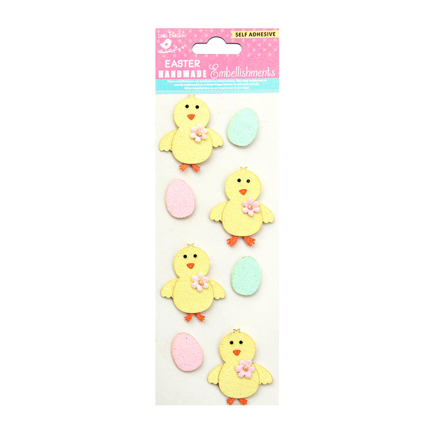 Glitzy Chicks 8pc